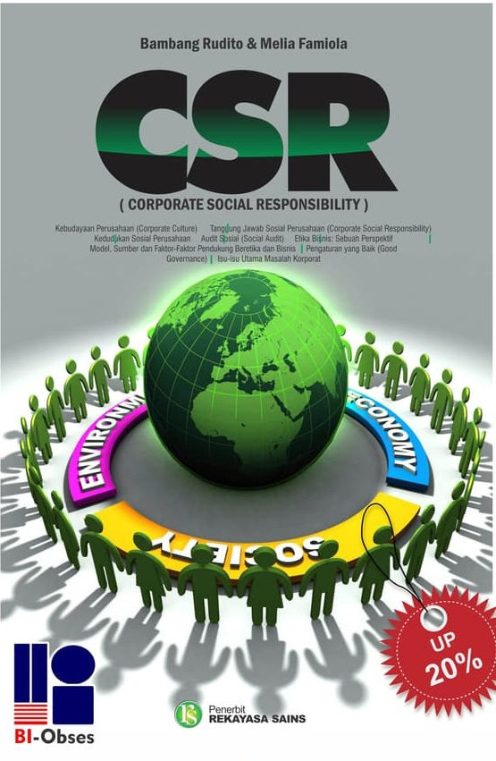 CSR (Corporate Social Responsibility)